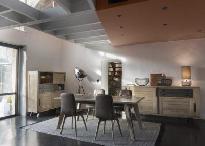meubles séjour tendance artisanne