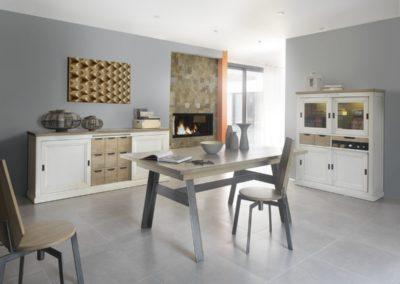 meubles séjour tendance berangere metal