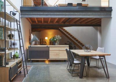 meubles séjour tendance fusion