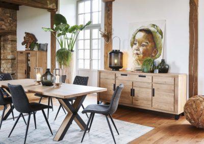 meubles séjour tendance hudson
