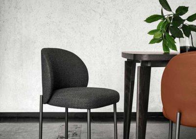 chaise raku