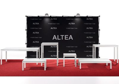 table de salon altea