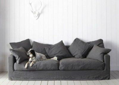 canapé pour le salon biarritz