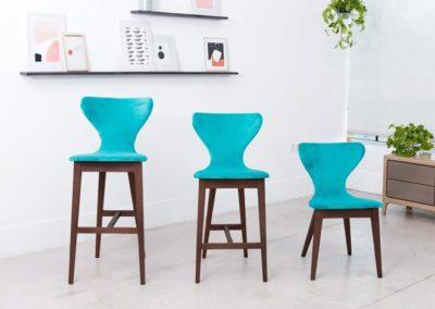 tabouret chaise haute helga