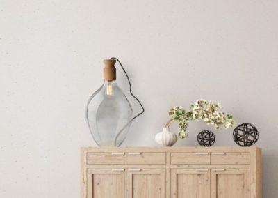 luminaire Bottle