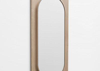 miroir Circuit Oval